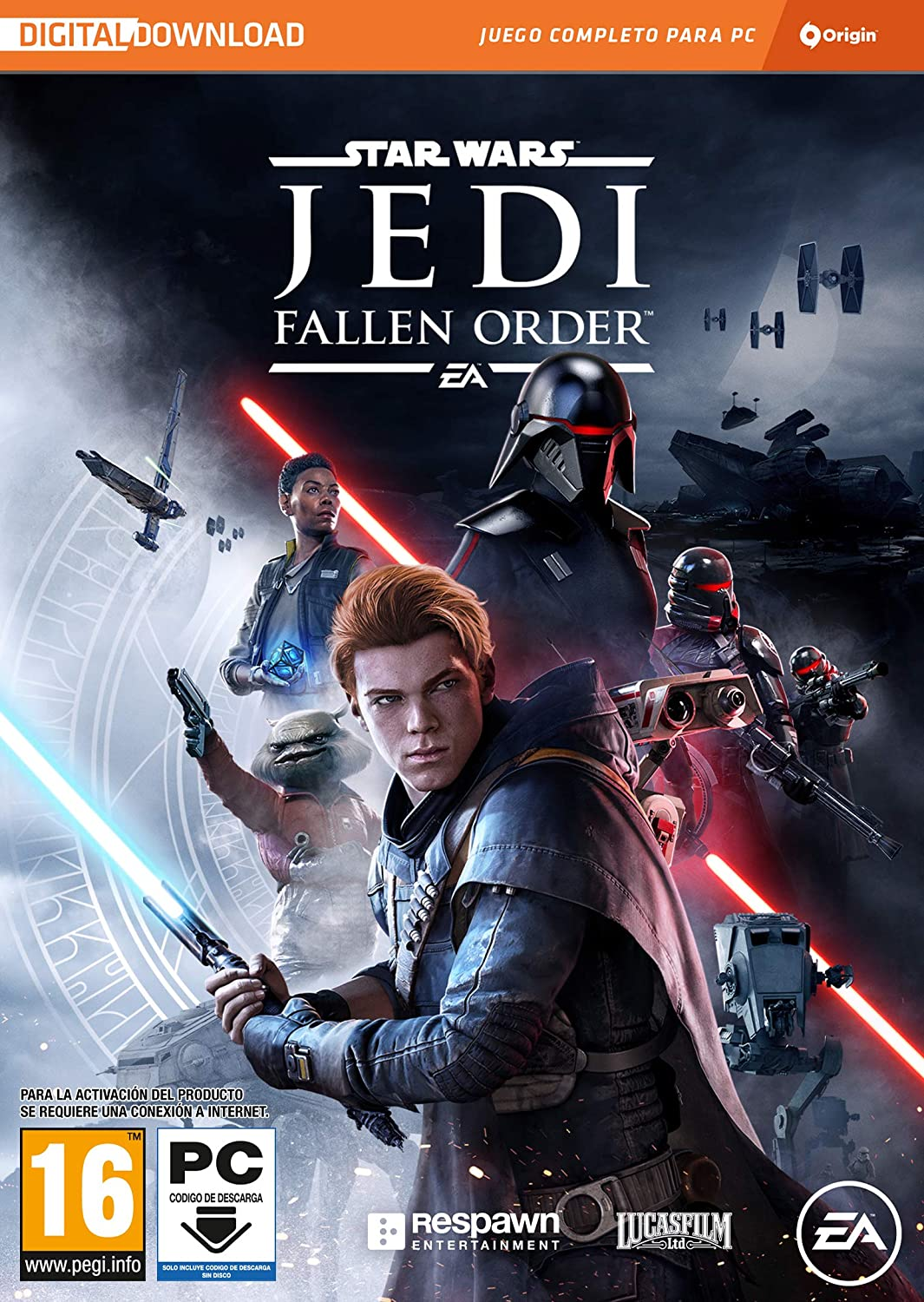 Star Wars Jedi Fallen Order PC [Digital]