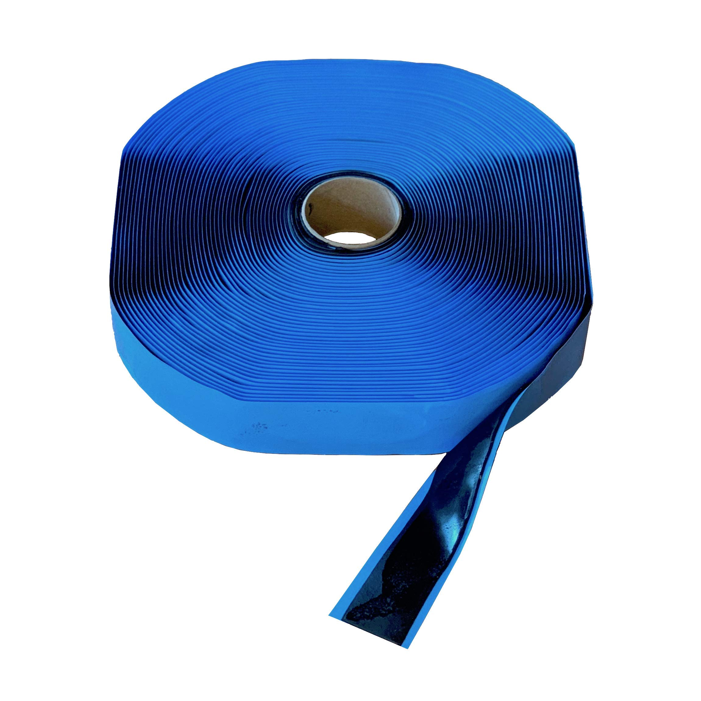 Imus Flex Butyl Rubber Putty Tape for Sealing, Waterproofing, Soundproofing, and Repairing (1/16'' x 1-3/8'' x 80' Roll) by Imus Industries, Inc.