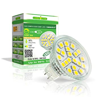 Lumenstar Led Gu5 3 Mr16 Lampe Dimmbar 4 5 Watt 330lm