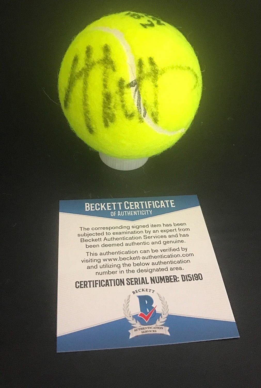 Lleyton Hewitt Autographed Wilson Tennis Ball Autographed Tennis Balls Fanatics Authentic Certified