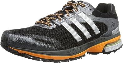 Adidas Supernova Glide 5 ATR D66687 - Zapatos para Correr de Tela para Hombre, Color Negro, Talla 46 2/3: Amazon.es: Zapatos y complementos