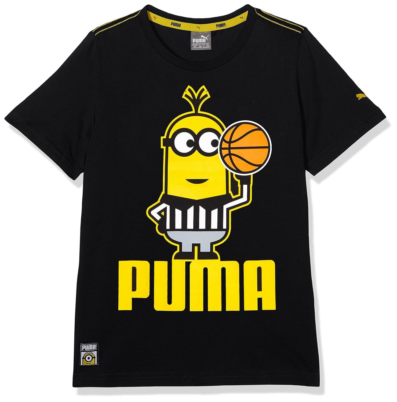 Puma Children's Minions Tee T-Shirt PUMAE|#PUMA