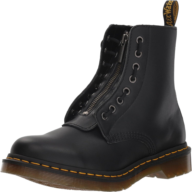Amazon Com Dr Martens 1460 Pascal Zip Women S Frnt Boot Shoes