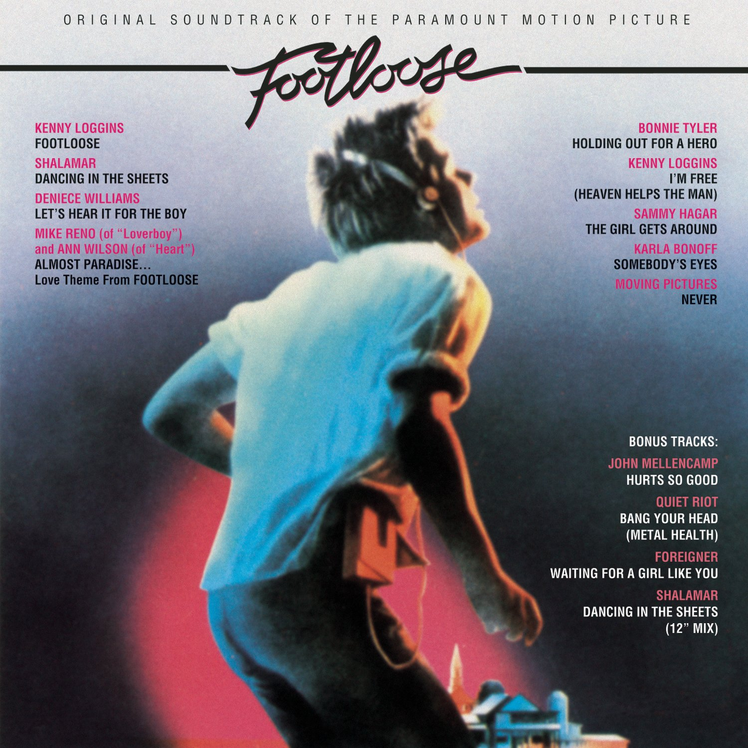 Various Artists Footloose 1984 Film Amazoncom Music