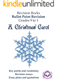 A Christmas Carol Bullet Point Revision