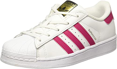 adidas superstar rose fille