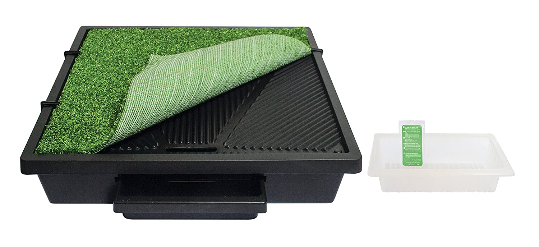 PetSafe - Inodoro portátil para Mascotas con césped Artificial: Amazon.es: Productos para mascotas