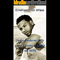 VOGLIO FONDERMI IN TE COME IL FIUME SI FONDE NEL MARE (Italian Edition) book cover