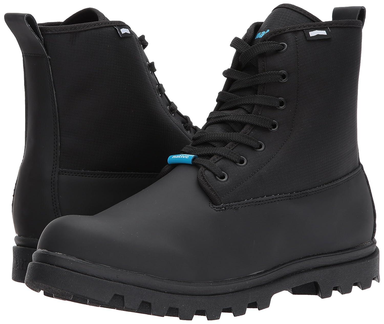 Native Herren Boots Johnny Black/Jiffy TrekLite Jiffy Black/Jiffy Johnny Black 99cc99