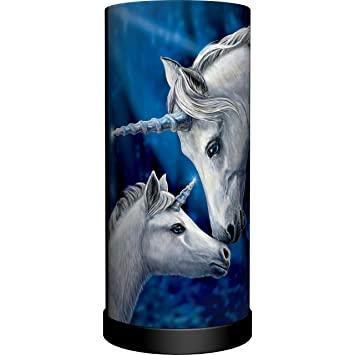 Lampe Now De Love Par Nemesis Bureau Sacred Licorne Chevet c3jLq5AS4R