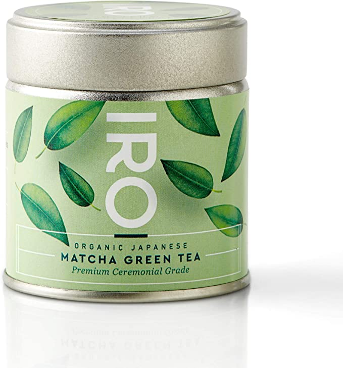Matcha té verde en polvo de grado Ceremonial. 40g - 100g