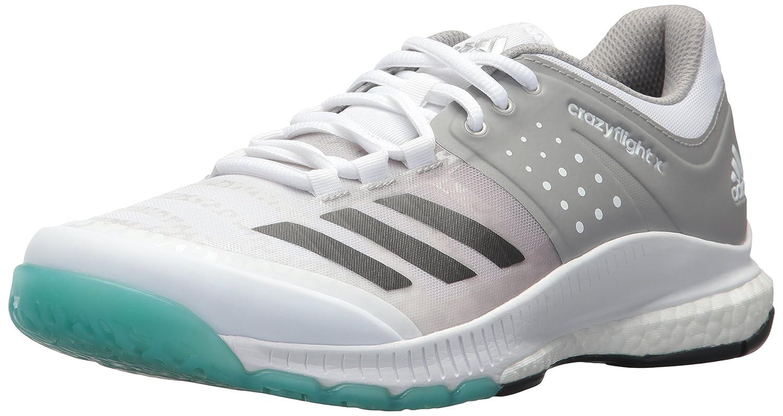 adidas Women's Crazyflight X Volleyball Shoe BA9266