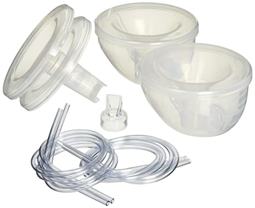 Freemie Collection Cups The Only Hands Free and Concealable Breast Pump Milk Collection System