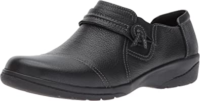 Amazon.com | Clarks Women's Cheyn Madi Slip-On Loafer | Loafers ...