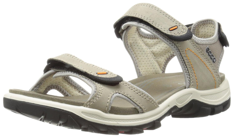ECCO Women's Offroad Lite Sandal B00J9Q50A6 36 EU/5-5.5 M US|Moon Rock