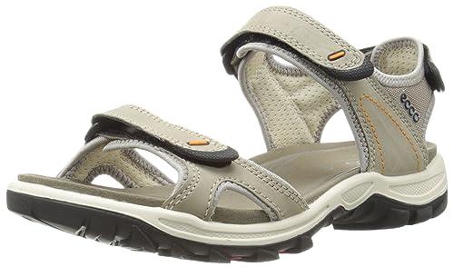26543e16e32859 Ecco OFFROAD LITE Damen Sport   Outdoor Sandalen  Amazon.de  Schuhe ...