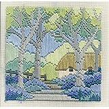 Bluebell Cottage - Tapestry Kit