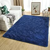 Softlife Fluffy Area Rugs for Bedroom 5.3' x