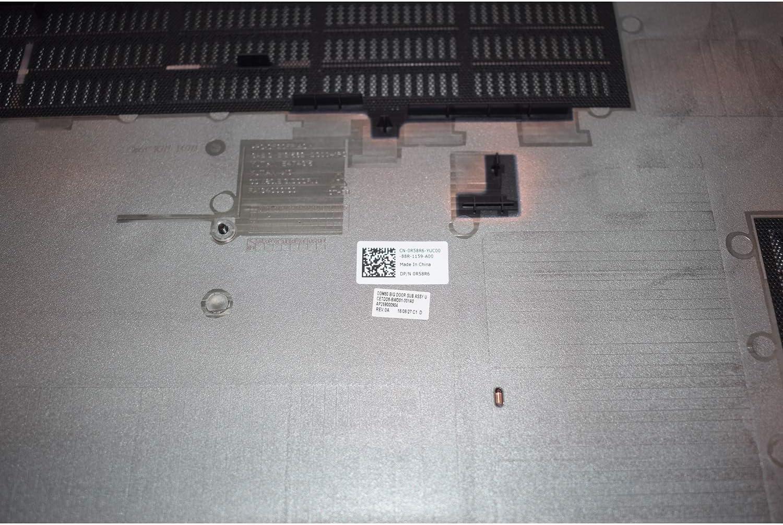 New Replacement for Dell Latitude E5590 Precision M3530 Lower Bottom Base Case Cover 0R58R6