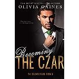 Becoming The Czar (The Delgado Files Book 3)