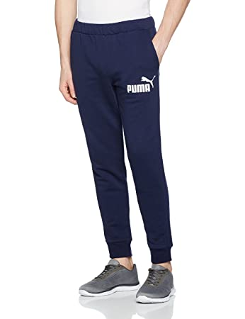 ba3460202a7f Puma Men s Essential No.1 Sweat Cl Trousers  Amazon.co.uk  Sports   Outdoors