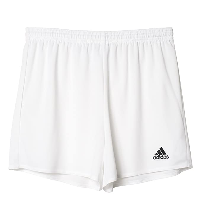 Adidas Parma 16 SHO W, Shorts Damen,weiß (weißschwarz),L