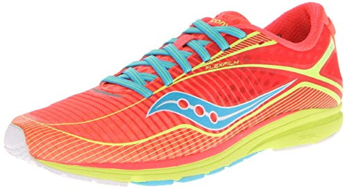 Saucony Type A6 Ladies Running Shoes Coral UK5: Amazon