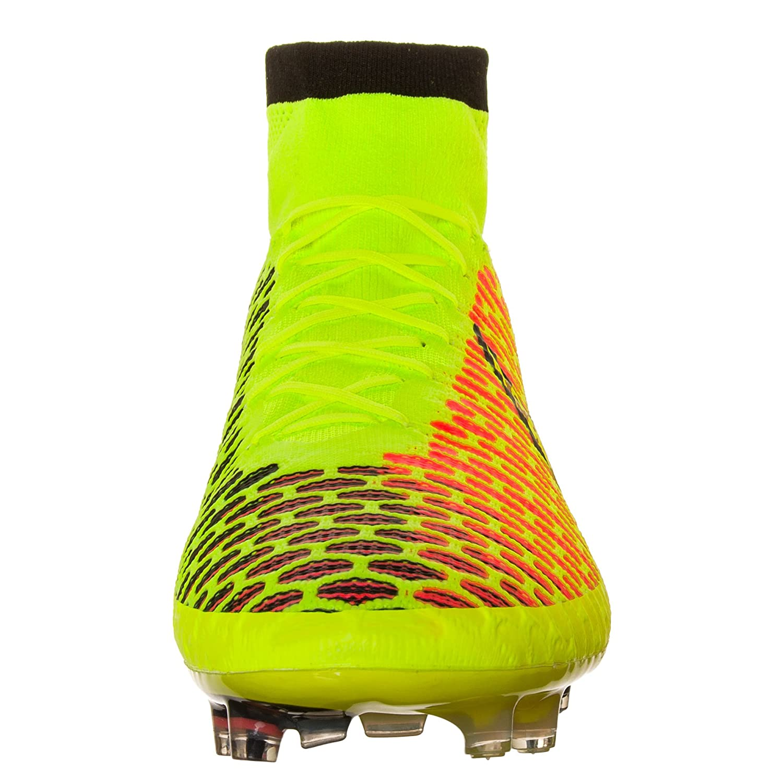 98ca4f5d54da7 Nike Magista Obra FG Volt-Gold 641322-770 Men's Soccer Shoe 11.5 ...
