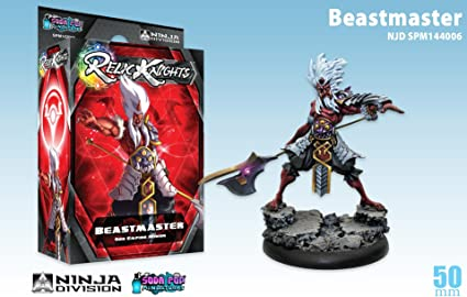 Beastmaster Game
