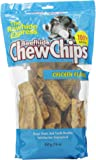The Rawhide Express Chicken Flavored Strips/Chips Dog Chew, 1-Pound