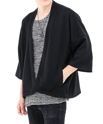 LOST IN BKK Men's Oversized Kimono Cardigan Noragi Japan Street ...
