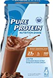 Pure Protein 23g Shake - Rich Chocolate, 11 ounce, 4 count