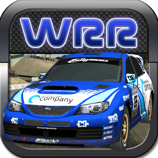 World Rally Racing HD (Rally Colin Mcrae Android)