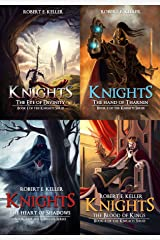 Knights: Four Novels Kindle Edition