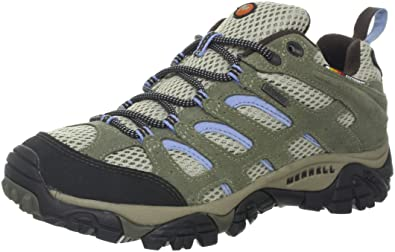 Merrell Women s Moab Waterproof Hiking Shoe e598a3925d