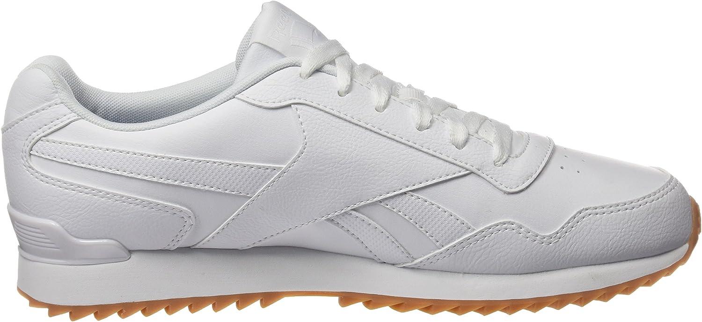 Womens 12 Reebok Mens Trainers White White Gum