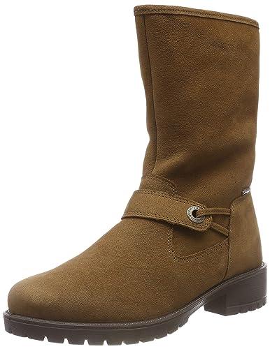 ECCO Girls' Snow Mountain Boots: Amazon.co.uk: Shoes & Bags