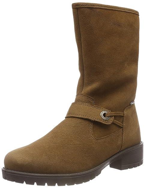 ECCO Snow Mountain, Botines para Niñas: Amazon.es: Zapatos y complementos