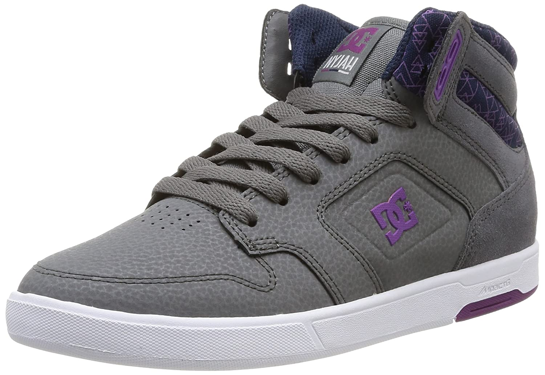 DC Shoes Nyjah High, Baskets Mode Femme