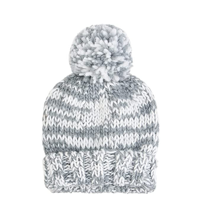 0ebf1e65340 Amazon.com  Sumolux Baby Toddler Kintting Winter Hat Warm Knitted Penguin  Pompoms Beanie Hat  Clothing