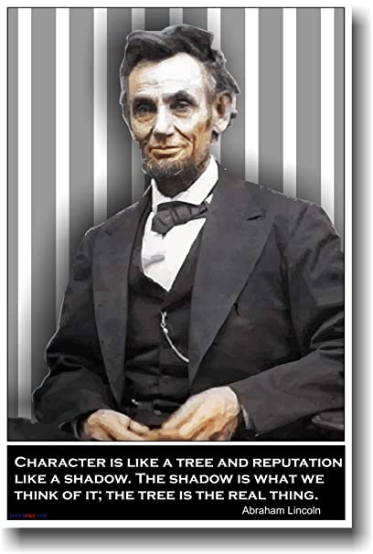 Abraham Lincoln Classroom Motivational Poster By Posterenvy