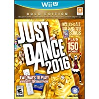 JUST DANCE 2016: GOLD EDITION - WII U