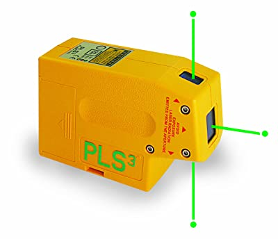 PLS3 Green Beam Laser Level Review