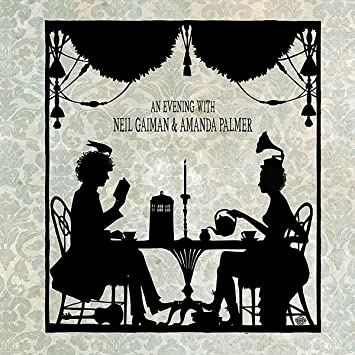 An Evening With Neil Gaiman And Amanda Palmer : Amanda Palmer & Neil Gaiman, Amanda Palmer & Neil Gaiman: Amazon.es ...
