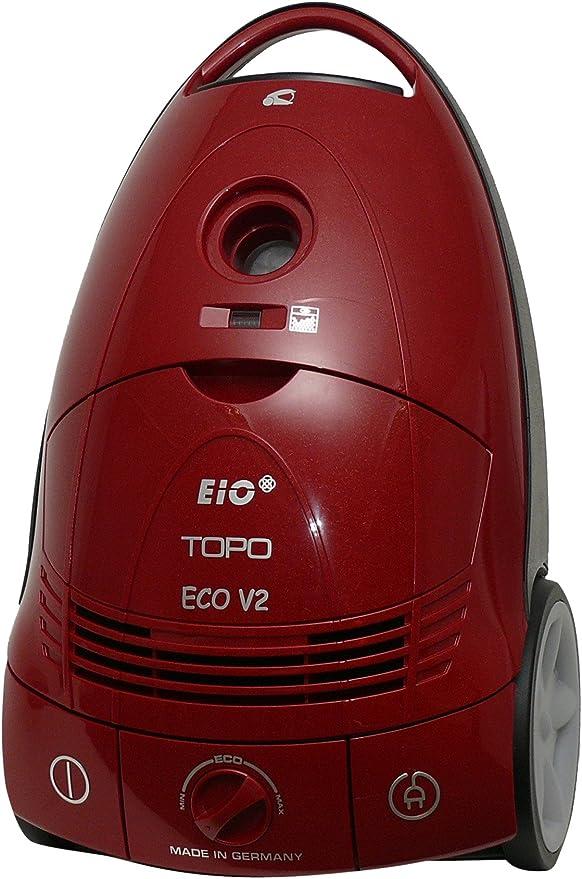 Eio 52570222 Topo 1800 Eco – Aspiradora con bolsa (1800 W, filtro HEPA: Amazon.es: Hogar