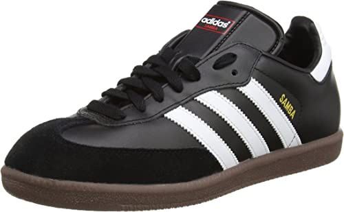 lámpara Fuera de plazo Aplicable  adidas Unisex Adults' Samba Low-Top Sneakers: Amazon.co.uk: Shoes & Bags