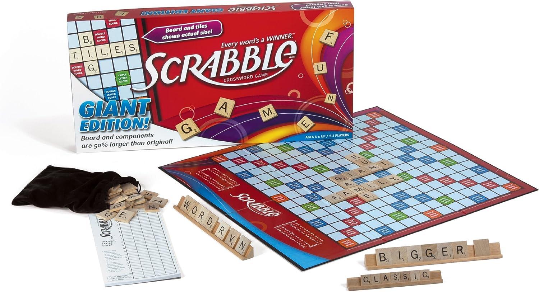 Scrabble Original Board Game Players 2