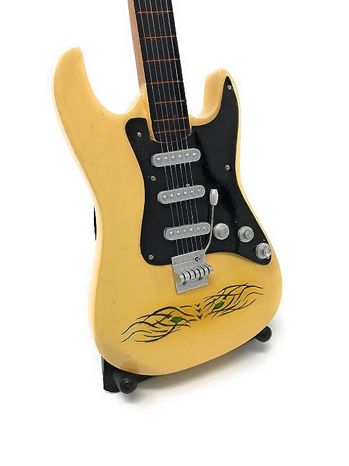 Guitarra en miniatura decorativa Guitarra Guitar Fender 24 ...