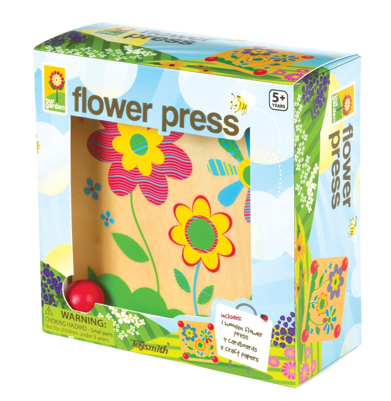 Toysmith Flower Press Kit by Toysmith
