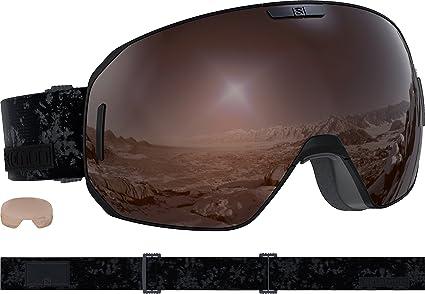 e2613f81a226 Amazon.com: Salomon S/Max Access, Black/Solar Mirror Orange/Tonic ...